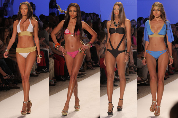 Mercedes Benz Bikini Modeli