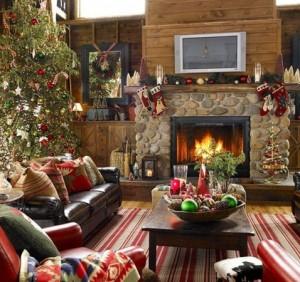 Evde Kış Dekorasyonu